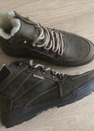 Ботинки зимние мужские nagaba