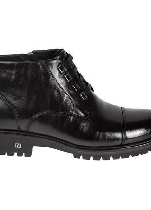 3232 мужские ботинки cosottini,кожаные,на толстой подошве,на низком ходу,на шнурках