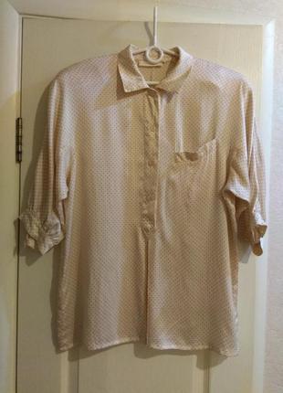 Блуза escada оригинал.шелк