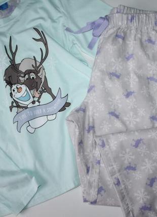 Пижама disney. новая.