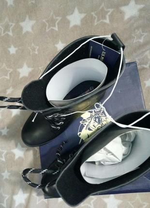 Резиновые ботинки  u.s. polo assn4