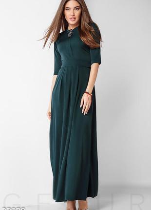 Нарядное платье в пол 😍