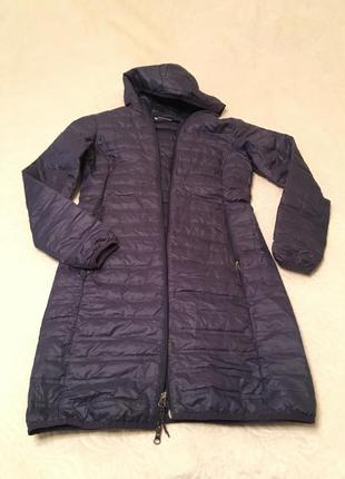 Куртка дутая, фирма: columbia, размер: s, состав: 80% утиный пух, 20% утиное перо