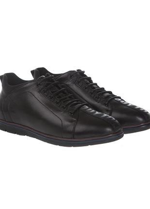 3084 мужские ботинки basconi,кожаные,на толстой подошве,на низком ходу,на шнурках