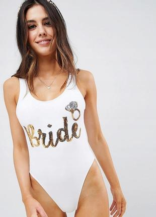 Стильный купальник asos bride