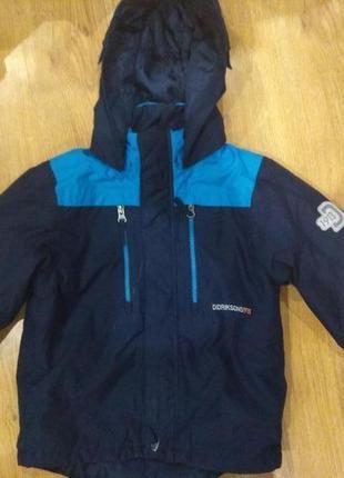 Лыжная куртка  122 размер