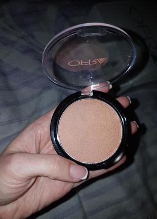 Бронзер ofra blush/bronzer format, 10 г