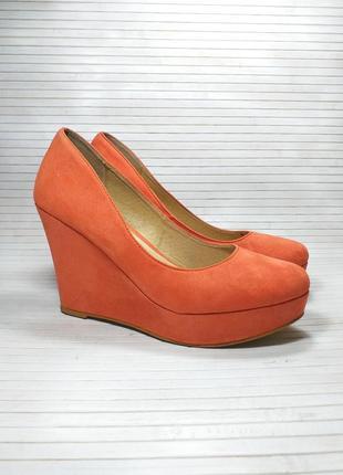 Туфли на танкетке ,очень удобные.👠👠👠