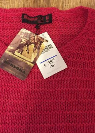 Суперский вязаный свитерок-платье
