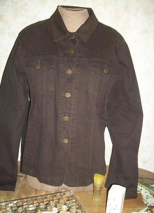 Джинсовая куртка\пиджак\жакет