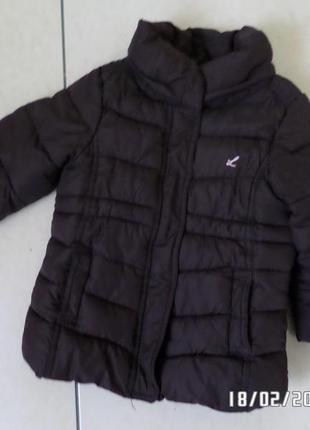 H&m 92см куртка зимова