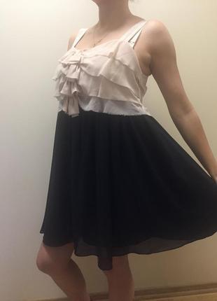 Распродажа! супер платье новое до колен m(46)