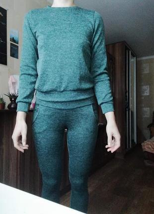 Костюм кофта+штани