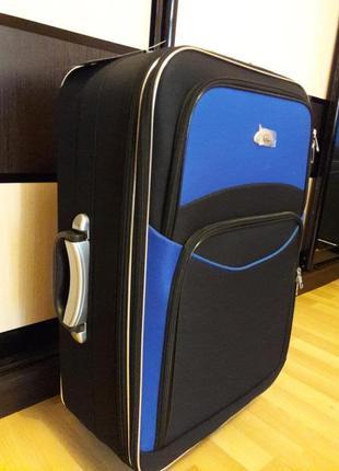 Дорожный чемодан rgl779 польша 5 колес
