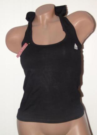 Спортивный топ-майка  с капюшоном р. 44-48
