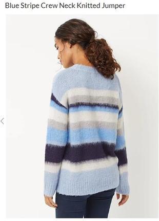 Мягкий и теплый женский свитер george, 16-18 английский размер