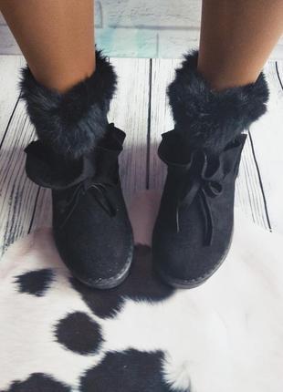 Распродажа! зимние красивейшие ботиночки