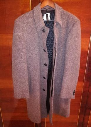 Мужское пальто francesco bellini