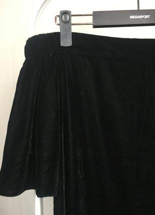 Плаття велюровий на плечики
