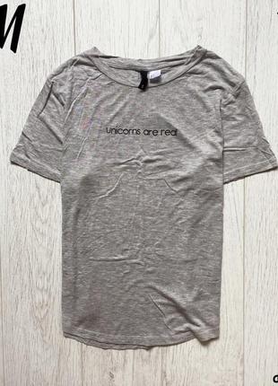 Женская футболка h&m