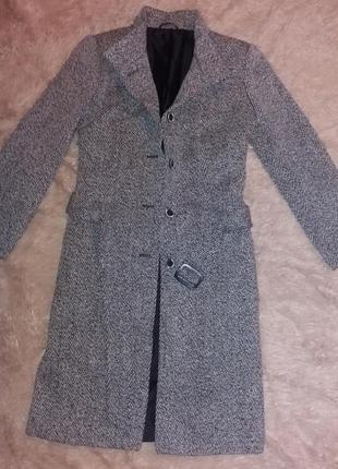 Стильно классическое пальто! недорого!
