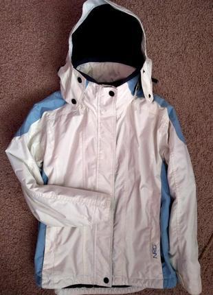 Куртка nrc с системой thermolite active du pont размер s m лыжная зимняя