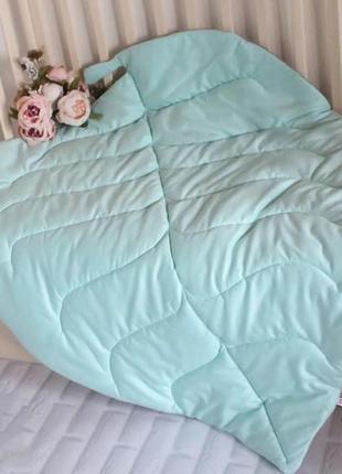 Стильний двосторонній килим- листок, 100%бавовна