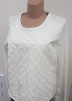 Стильный женский джемпер свитшот полувер.есмара