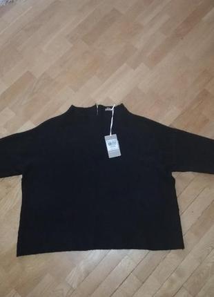 Объёмный свитер оверсайз  хс=м2