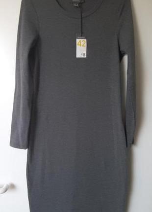 Базовое платье миди