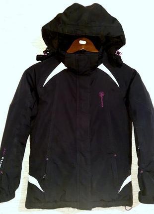 Лыжная куртка на девочку фирмы kilmanock