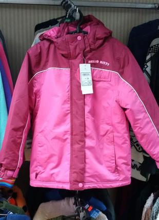 Лыжная куртка hellokitty
