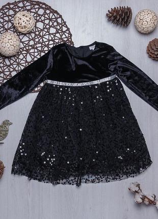 Нарядное платье для девочки (италия)
