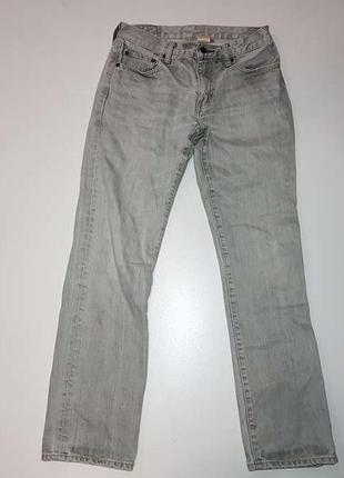 Джинсы uniqlo jeans, в поясе 38-39,5 см, сост отличное!