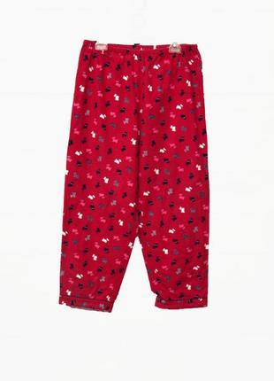 Marion/теплые уютные и комфортные пижамные штаны на байке uk 18-20