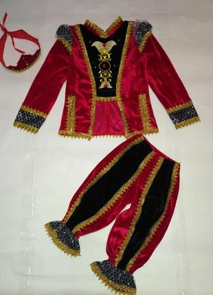 Карнавальный костюм принца карнавальный костюм принц швеции 116-122