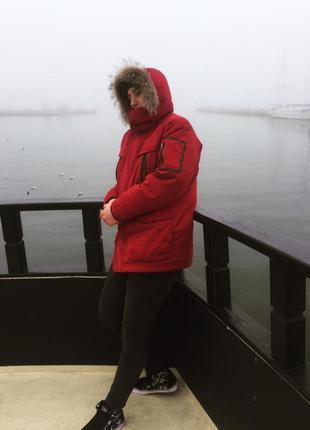Куртка парка трансформер
