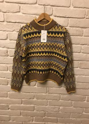 Новий стильний светр оверсайз.остання ціна🔥🔥🔥🔥🔥