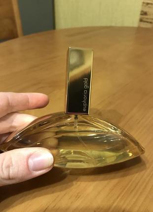 Euphoria gold eau de parfum calvin klein