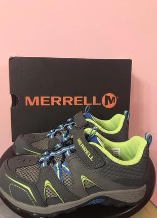 Детские кроссовки merrell