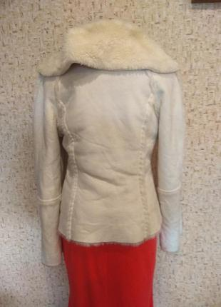 Стильная куртка на меху 48 размер3