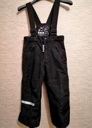 Лыжные/сноубордические штаны на мальчика фирмы kappahl kaxs proxtec