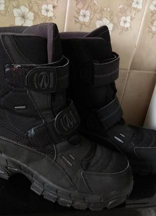 Термо ботинки  24.5см германия