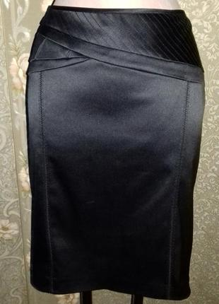 Стильная деловая юбка next
