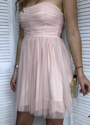 Фатиновое платье tally weijl