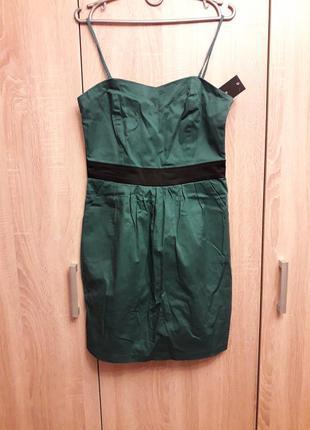 Новый комплект платье и пиджак