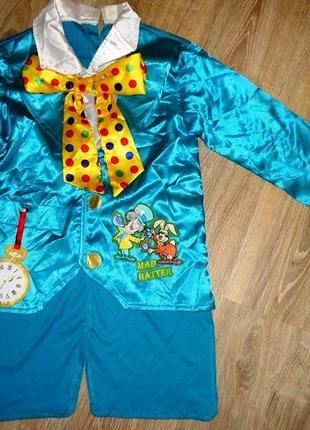 Карнавальный костюм с мультика алиса в стране чудес на 7-8 лет