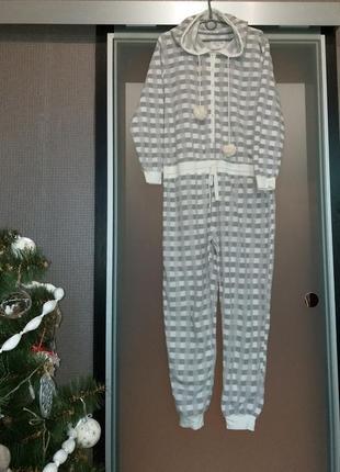 Флисовая пижама кигуруми