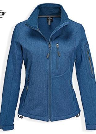 Куртка на флсе softshell crane