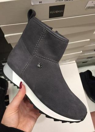 Зимние ботинки, сапоги, итальянская обувь, nila&nila